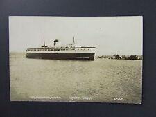 City Of Midland 41 Great Lakes Duluth Minnesota MN Real Photo Postcard RPPC 1946
