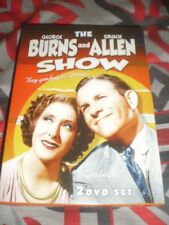 George Burns Gracie Allen Show 2 DVD Set (DVD, 2008, 2-Disc Set) READ descriptio