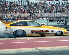ARNIE KARP BOSTON STRANGLER FUNNY CAR BURNOUT 8X10 GLOSSY PHOTO #6