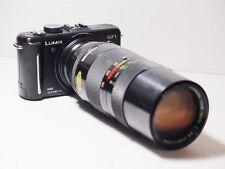 85-210mm= lens 170-420mm on LUMIX G HD 4K Micro 4/3 Digital PEN OMD G2 G5 G6 GM1