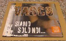 VASCO ROSSI - SIAMO SOLO NOI - CAROSELLO - 2L.P.+BANDIERA -SIGILLATO!!!!!