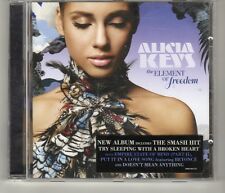 (HJ497) Alicia Keys, The Element Of Freedom - 2009 CD