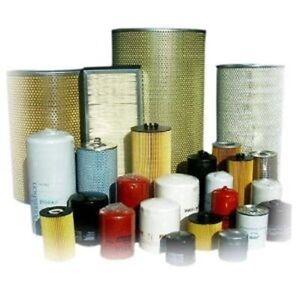Filtersatz Filterset für Kubota KH5  Filter auch einzeln erhältlich.