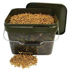 (0,34€/100g) 5kg Tigernüsse Erdmandeln getrocknet inkl. Camou Futtereimer