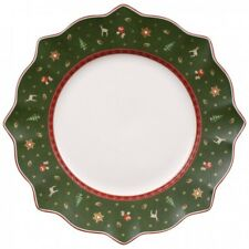 Villeroy & Boch TOY'S DELIGHT Green Dinner Plate