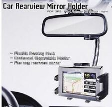 Multifunction 360 Car Mount Holder Stand for iPhone GPS PDA iPod Mobile
