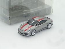 Minichamps PORSCHE 911 Carrera S 877 060222-1:87 Argento