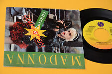 """MADONNA 7"""" CAUSING A COMMOTION ORIG 1987"""