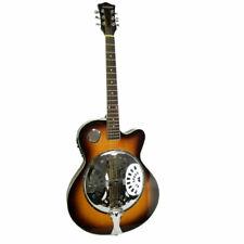 EDMBG Acoustic Electric Guitar - 6 String