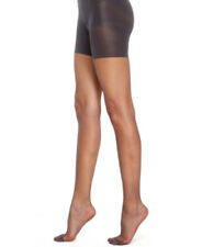 Berkshire Sheer Ultra Sheer Control Shaper Hosiery, Off Black, Size 4