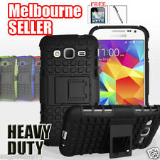 Rugged Armor Hybrid Case Hard Cover For Samsung Galaxy Core Prime LTE G360