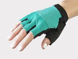 Bontrager Solstice Women's Cycling Glove Fingerless M Green