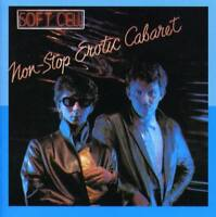 Soft Cell - Non-Stop Erotic Cabaret [CD]