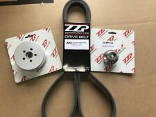 "ZZP 2005-07 Chevy Cobalt 2.0 SS Ion LSJ Supercharger 3.1"" Pulley System + Belt"