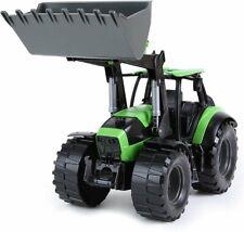Lena Kinder Spielzeug Trecker Traktor Deutz Fahr 7250 TTV Agrotron 45cm grün