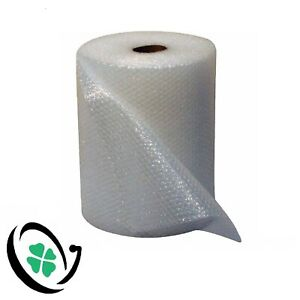 Bubble Wrap  300mm x 100M Roll Small Bubble Packaging Wrapping Packing Material