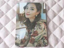 (ver. Yuri) Girls' Generation SNSD 5th Album Lion Heart Photocard KPOP