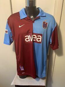 Nike Trabzonspor Player Issue Maillot Trikot Camiseta Shirt 2XL Jersey