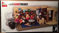 LEGO Ideas The Big Bang Theory (21302) Neu und Ovp passt zu 21304 21305 (2)