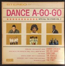 Dance A-Go-Go With All The Stars Vol. 2 LP Wyncote SW-9121 Mono VG+/VG+ Vinyl