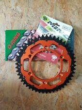 CZ chaine Chain 520 Orm 5//8 x 1//4 O-ring 118 GL KTM SX SXF 125 250 350 450 505