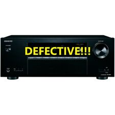 Onkyo Ht-R397 5.1 Home Theater Receiver For Parts�