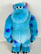 "Large 17"" 43cm Pixar Disney Monsters Inc University SULLY Plush Soft Toy Stanped"