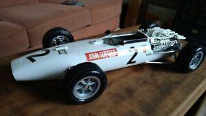 Imai built 1:12 Honda F1 John Surtees with box