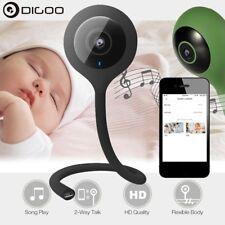 Digoo DG-QB01 720P Wireless WiFi Security IP Camera Night Vision Baby Monitor