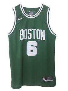 Bill Russell Boston Celtics Green XL Jersey