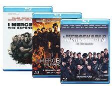 Blu Ray I Mercenari Trilogia 1-2-3 ( 3 Blu Ray) .......NUOVO