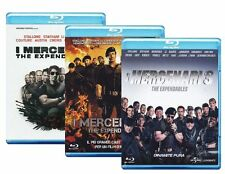 Blu Ray I MERCENARI COLLECTION 1-2-3 Trilogia - (3 Blu Ray) ....NUOVI