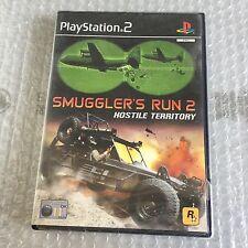 Vintage# PS2 PLAYSTATION 2 SMUGGLER' S RUN#ROCKSTAR # PAL SEALED