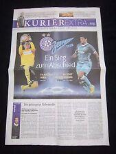 ORIG. PRG Champions League 2013/14 Austria Vienna-ZENIT St. Petersburg!!!