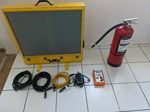 Bullex Digital Electronic Fire Extinguisher Trainer with SmartExtinguisher Lion