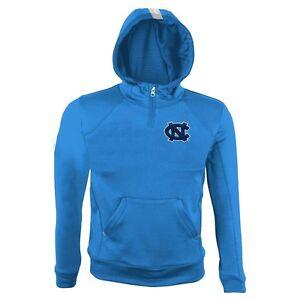 ($48) North Carolina Tar Heels ncaa Jersey Sweatshirt YOUTH KIDS BOYS (s-small)