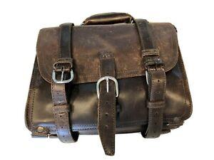 Saddleback Leather Briefcase Dark Brown