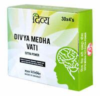 4X30 Tablet Divya Ayurvedic Medha Vati Memory Enhancer
