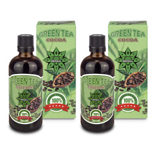 GREEN TEA EXTRACT WITH COCOA x2 POTENT ANTIOXIDANT HERBAL FAT BURNER METABOLISM