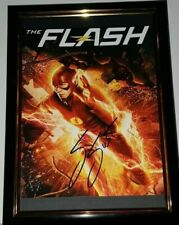 THE FLASH - HAND SIGNED BY GRANT GUSTIN PHOTO WITH COA ORIGINAL - MARVEL