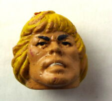Soft head He-Man MOTU Masters of the Universe Body Part HEAD 1984