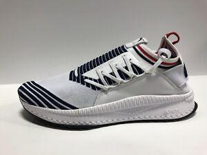 Puma Tsugi Jun Mens Running Shoes White 13 M