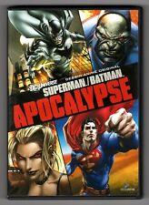 DVD ★ SUPERMAN BATMAN APOCALYPSE ★ DC UNIVERSE
