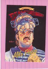 1994 DONRUSS Diamond Kings MIKE PIAZZA  (Dodgers)