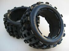 1/5 Baja 5B Knobby Tyres Rear Badlands MX style for HPI PRC King Motor Rovan
