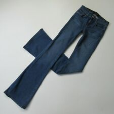NWT J Brand 1197 Martini in Pacifica Mid Rise Stretch Skinny Flare Jeans 24 x 35