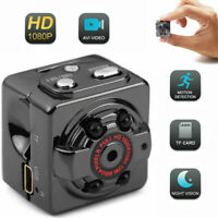 Mini Wireless IP Hidden Spy Camera 1080P HD For Home Surveillance Camcorder