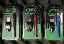 VARIABLE VOLTAGE PREHEAT 350MAH 510 RECHARGEABLE BATTERY