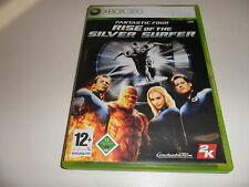 XBOX 360 i Fantastici Quattro: Rise of the Silver Surfer