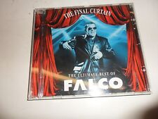 CD  Falco - The Final Curtain -- The Ultimate Best Of